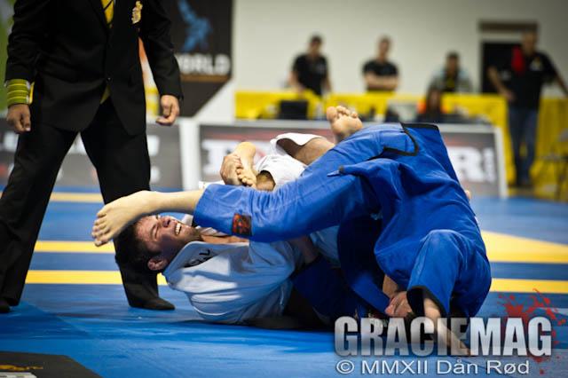 Marcus Bochecha foi o grande nome do Mundial de Jiu-Jitsu 2012