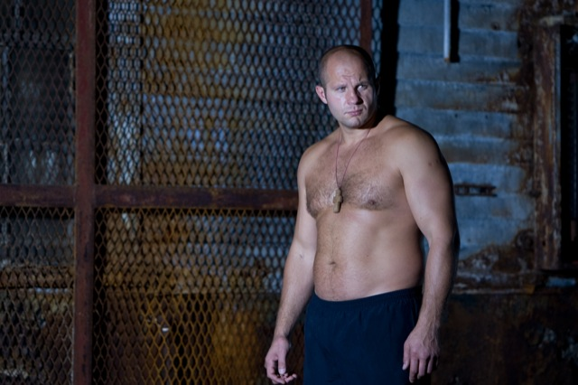 Training hard for top-flight return, Fedor teaches before facing Pedro Rizzo