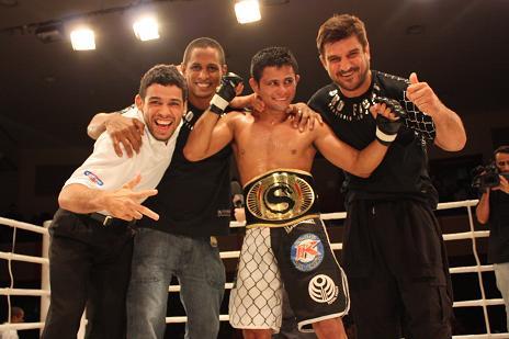 Shooto Brasil: na luta para impressionar Dana White e ir para o UFC