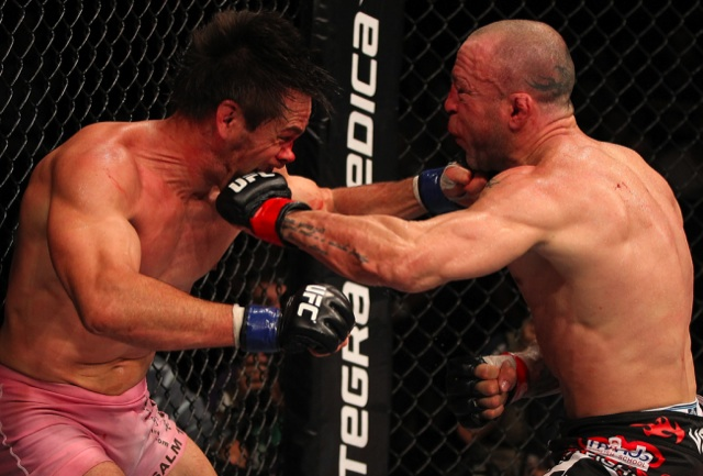 Franklin vs Wand UFC 147 by Josh Hedges Zuffa UFC