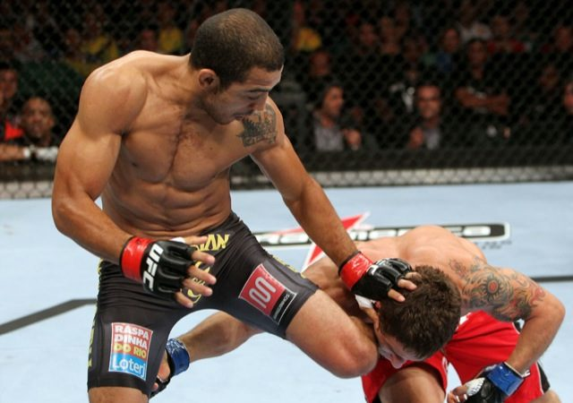 Minotauro's not the only UFC star who's got moves