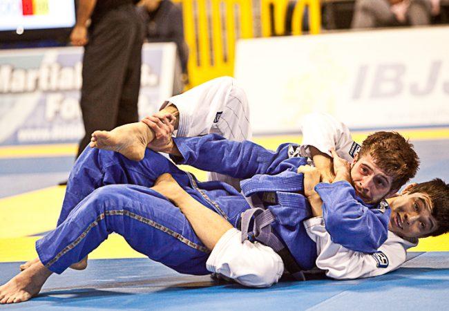 Mundial de Jiu-Jitsu 2012: flagrantes de uma sexta-feira dramática