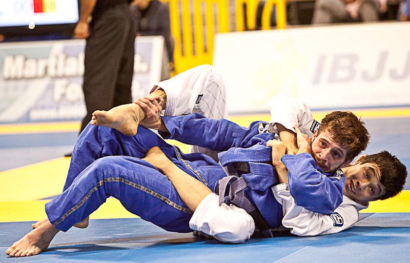 Day 2 of the 2012 World jiu-Jitsu championship