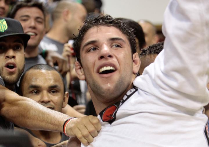 Grande Campeão do Mundial de Jiu-Jitsu fala do titulo eletrizante