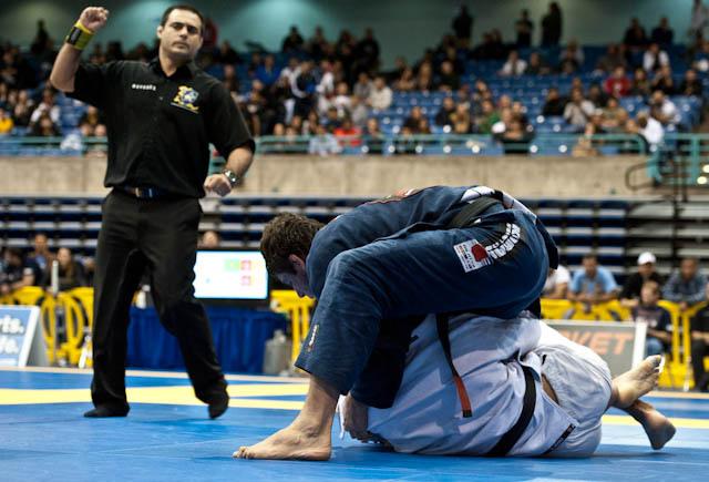 Árbitros do Jiu-Jitsu discordam sobre regras do Metamoris