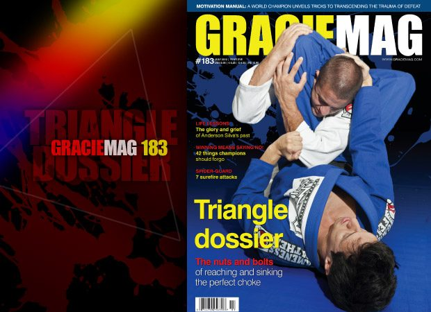 GRACIEMAG #183: All there is to know about one of BJJ's most popular and dreaded subs