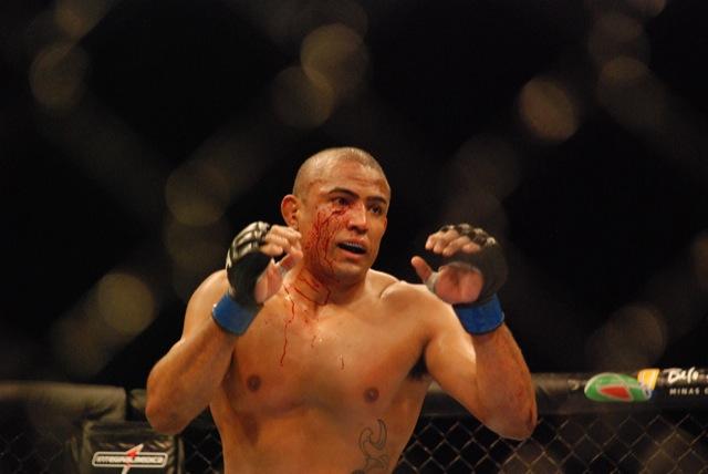 Serginho Moraes no UFC 147