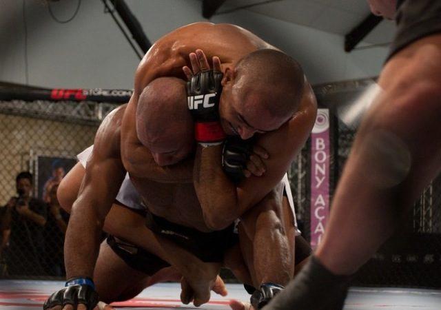 UFC: será o jogo de Jiu-Jitsu de Serginho Moraes capaz de parar Mutante?