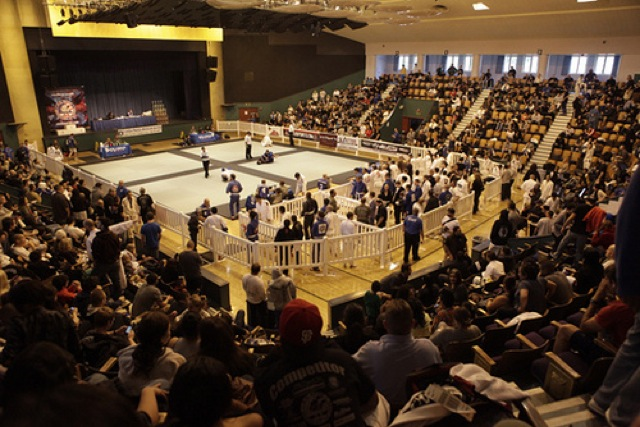 US Open BJJ 15 San Jose