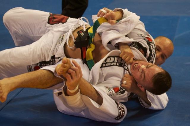 Jiu-Jitsu: relembre Xande Ribeiro x Yan Cabral no Europeu 2007