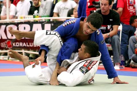 Bibiano, 11th black belt world champ to join UFC ranks