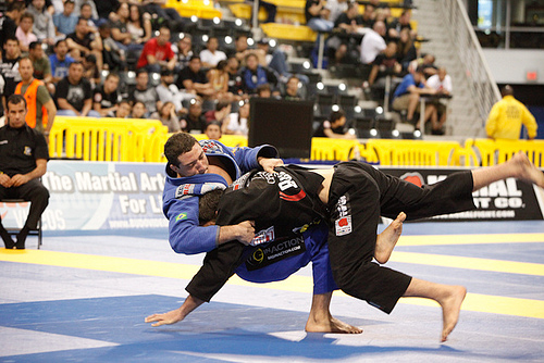Worlds 2012: Léo Nogueira and Marcus Bochecha through to absolute final