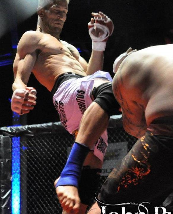 Two MMA wins for Team Zingano
