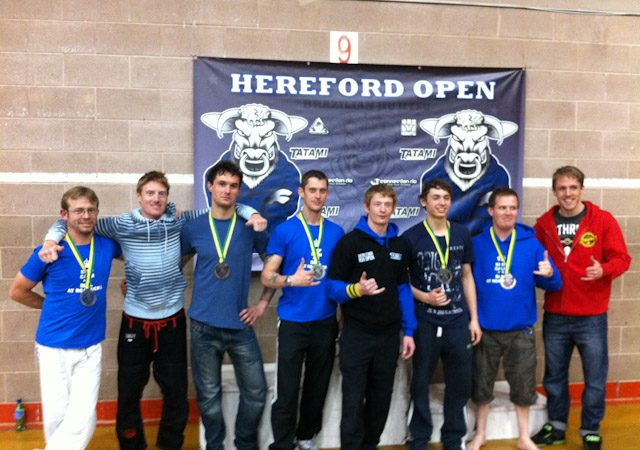RGA Bucks with great showing at the Hereford Open