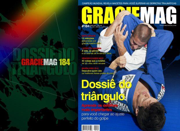 GRACIEMAG #184: Tudo sobre um dos golpes mais temidos e populares do Jiu-Jitsu