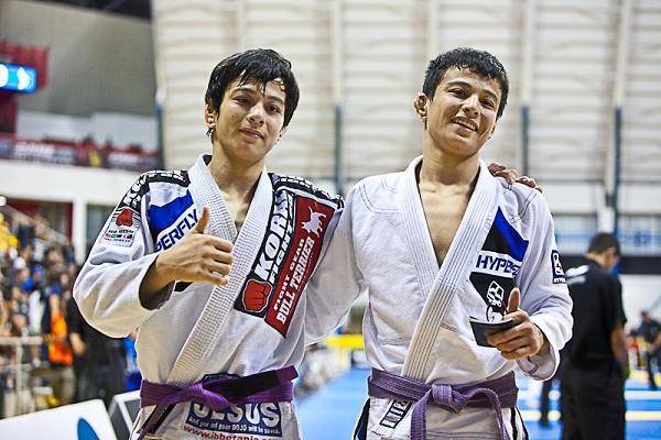 Learn to take the back with 2012 world champion purple belt