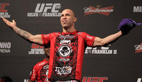 What would author Nelson Rodrigues write about Wanderlei Silva?