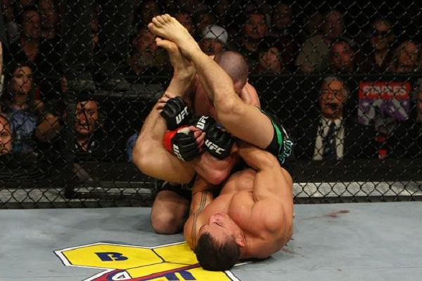 Jiu-Jitsu black belt on UFC 148 card recommends attention to hips and warmup