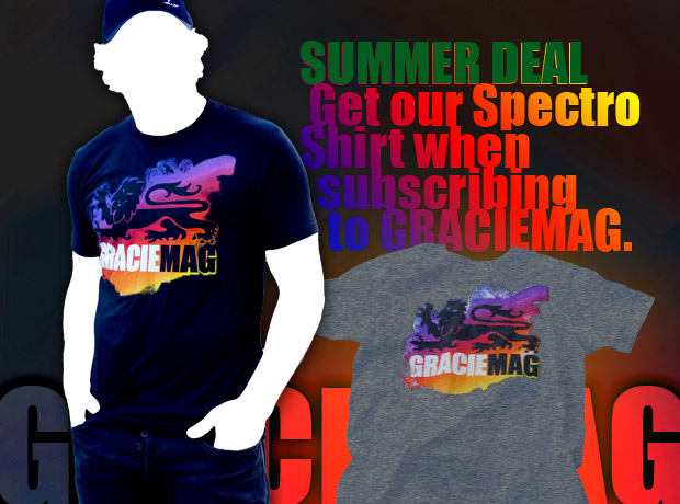 New colors of the Spectrum T-Shirts