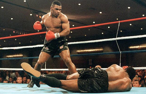 Mike Tyson ensinou que o grande lutador tem uma sólida defesa