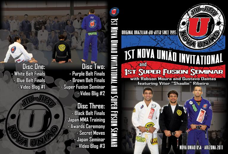 Special DVD from Nova União