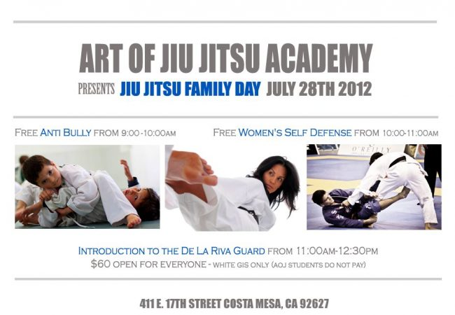 Mendes Brothers' Art of Jiu-Jitsu Academy
