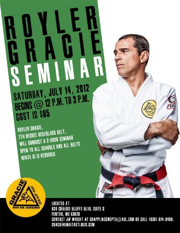 JW Wright welcomes Royler Gracie