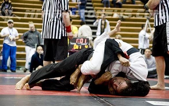 What's your most common mistake in Jiu-Jitsu? Photo: Dan Rod