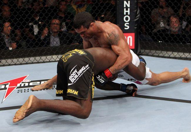 Belfort praises opponent for UFC 153