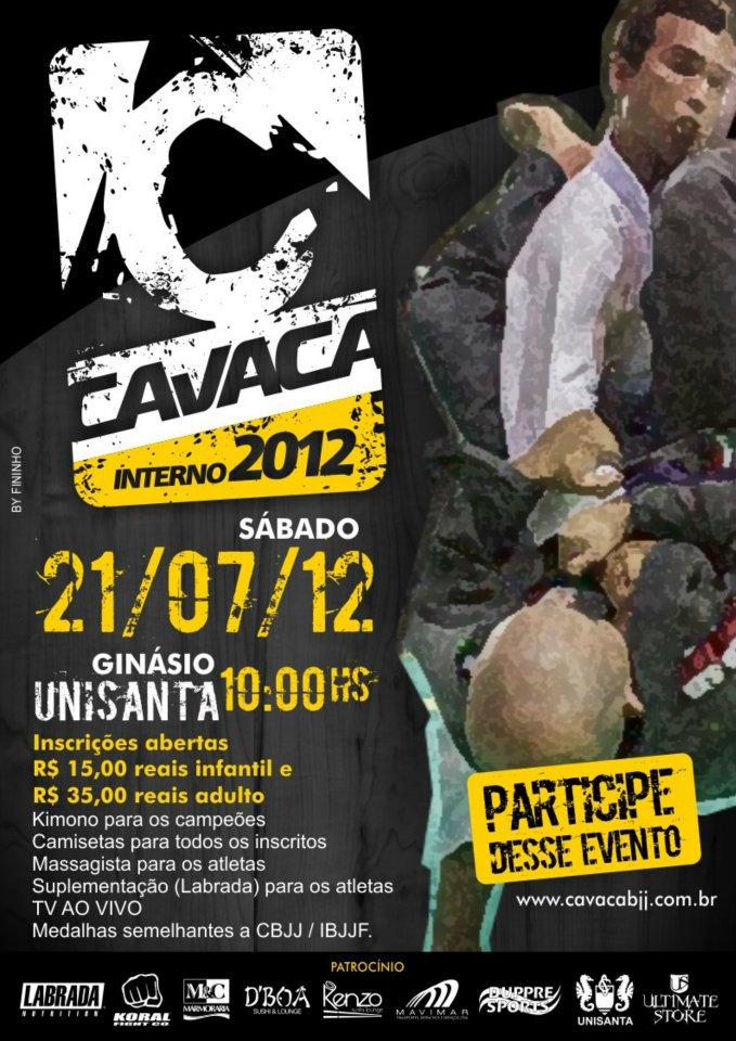 Cavaca realiza campeonato interno