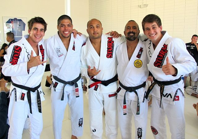 Believe and Achieve is their motto, pure Jiu-Jitsu is their game