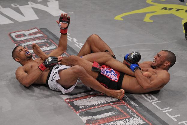 Learn the heel hook from Bellator's french star‏