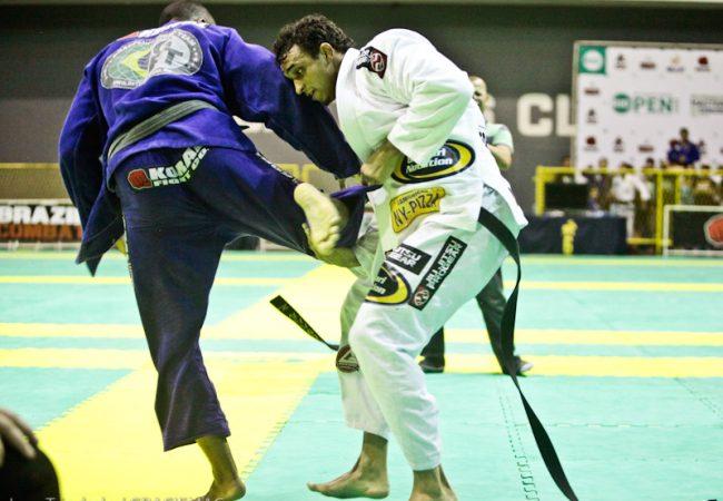 As melhores quedas de Rominho Barral no Jiu-Jitsu