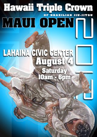 Compete at the Maui Open