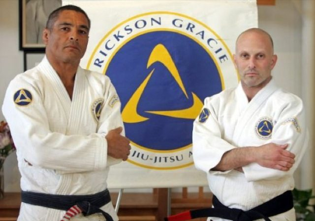 Eric Silva, the Rickson Gracie black belt who's a master in other fields