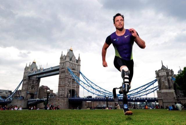 Oscar Pistorius 400m Londres 2012