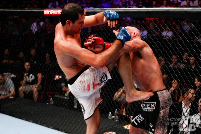 "Roger Gracie and Strikeforce win: ""I used the push kick I perfected with Lyoto"""