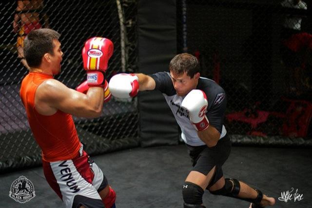 Roger Gracie treina com Lyoto Machida na Black House Divulgacao