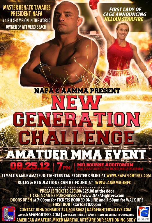 New Generation Challenge
