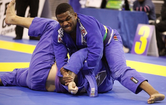 Learn from the new Lloyd Irvin black belt