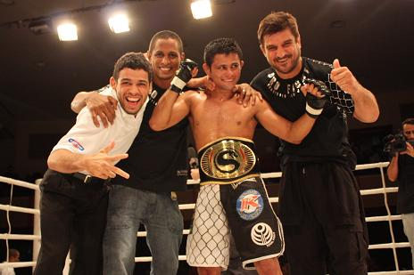 Jussier Formiga at Shooto Brazil, the Jiu-Jitsu that works in the ring