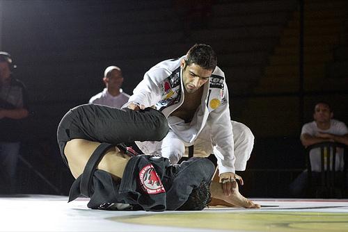 Watch Leandro Lo vs. Dimitrius Souza at Copa Pódio Middleweight GP