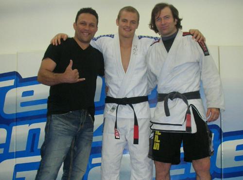 Renzo Gracie, Gunnar Nelson, John Danaher