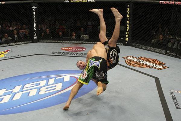 5 vídeos para você defender a queda no Jiu-Jitsu e MMA