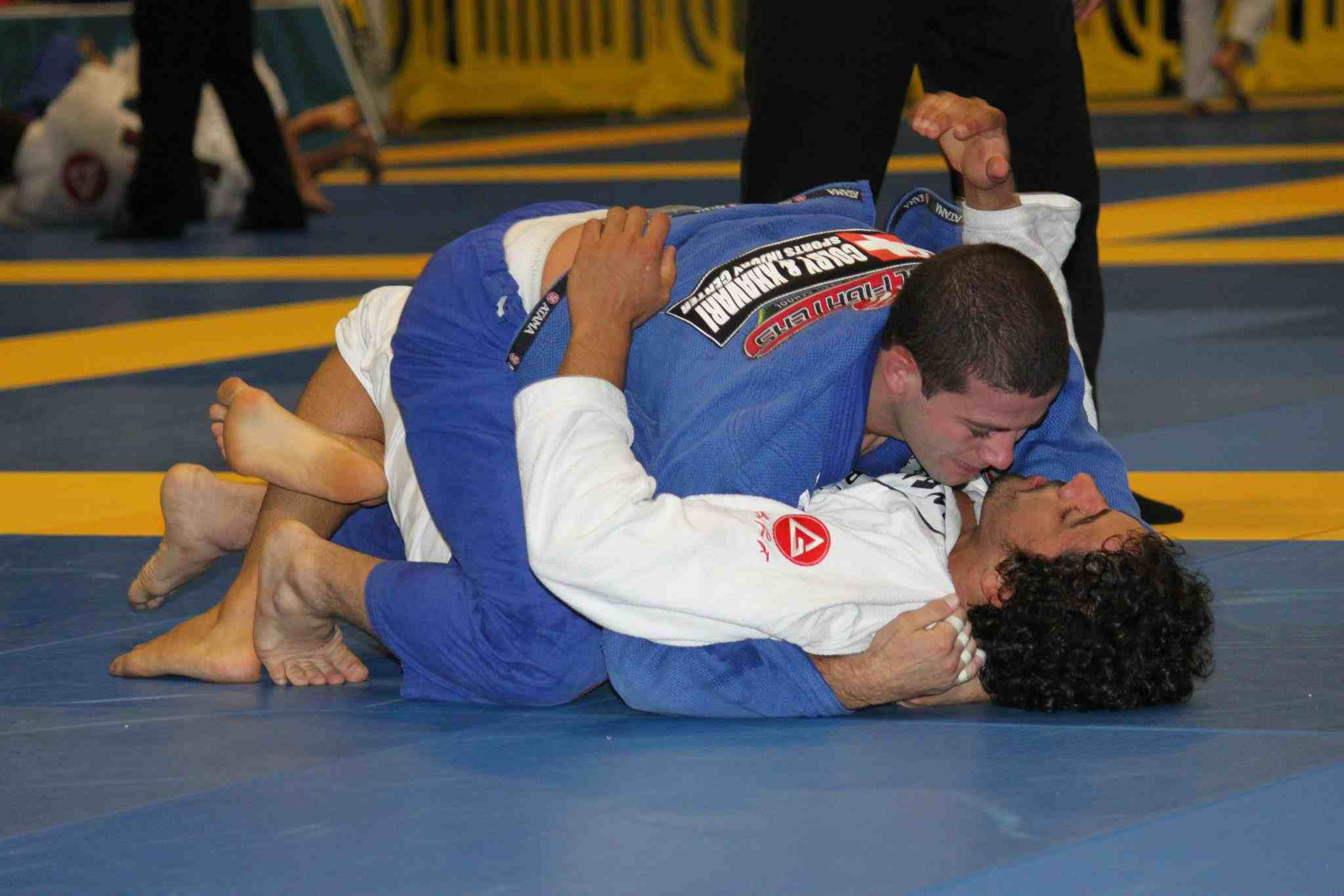 Tanquinho competing again at the Las Vegas Open
