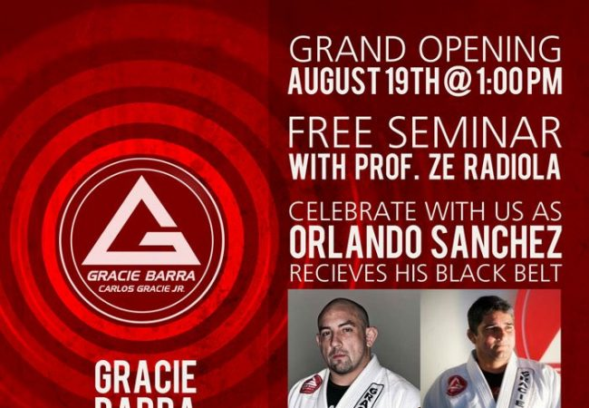Sanchez extends invitation for GB Pasadena Grand Opening