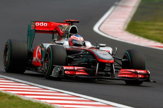 Racer Jenson Button has a tip for accelerating your Jiu-Jitsu