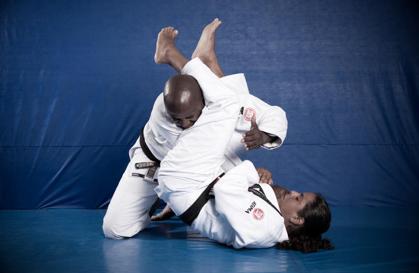 Um camp de Jiu-Jitsu só para mulheres no Canadá