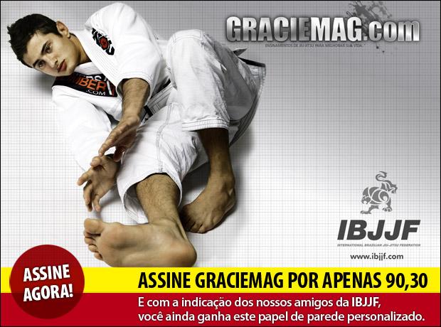 Novos planos de assinatura GRACIEMAG no Brasil