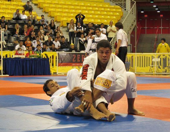 Samurai Pro de Jiu-Jitsu 2012: inscrições na reta final
